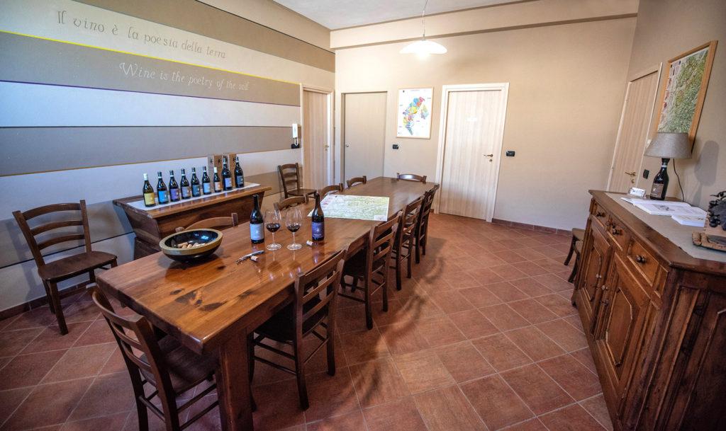 Visit our cellar